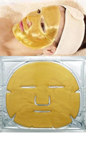 Výsledek obrázku pro hydrogelové masky